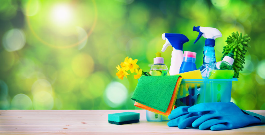 cleaning supplies | Helpro