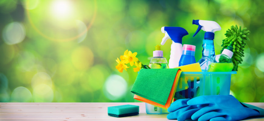 Should you clean, sanitize or disinfect to have a healthier home?